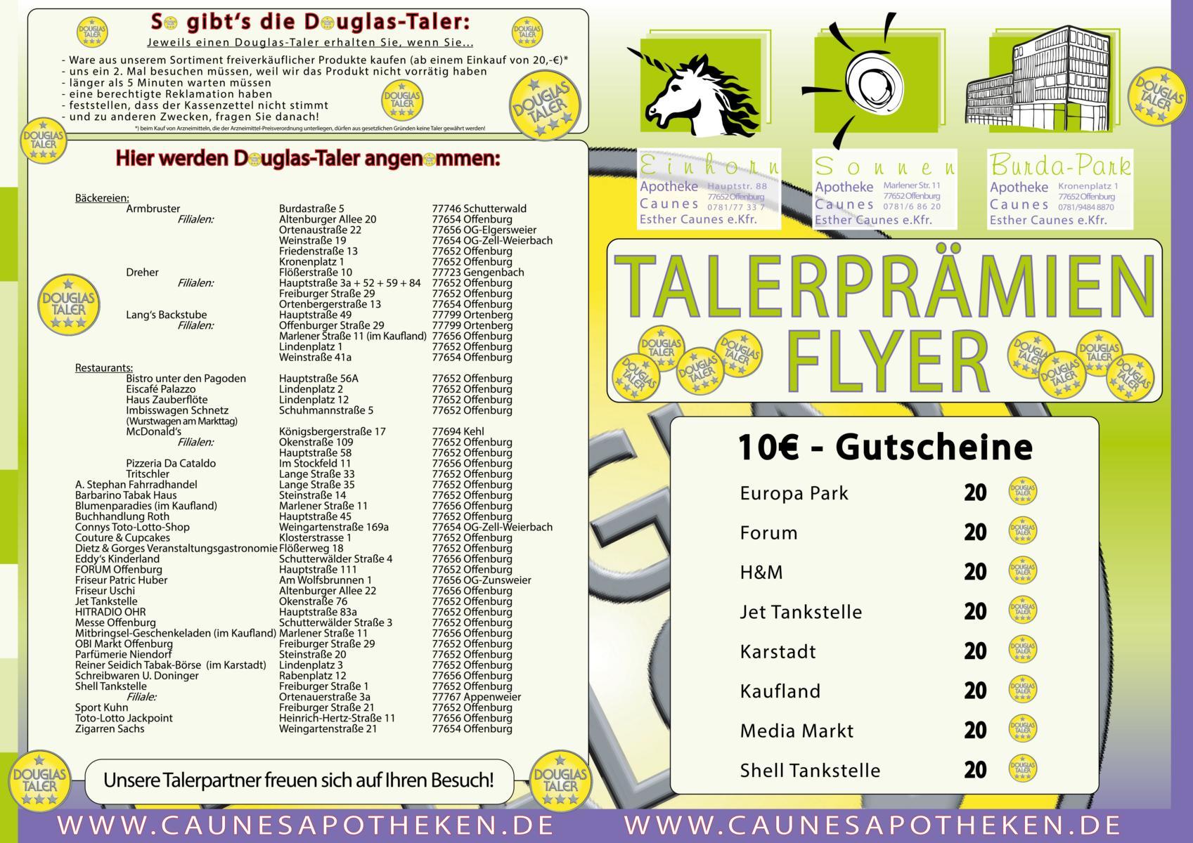 Talerflyer 2020 A5 Update